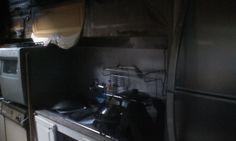 Mais uma limpeza de incêndio Porto Alegre-RS Zona sul visite nosso blog www.orionsinistros.blogspot.com.br