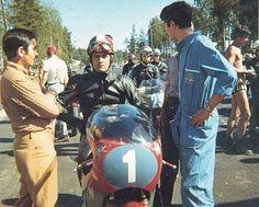 habermannandsons: Ago at Imatra, Finland Old School Motorcycles, Racing Motorcycles, Motorcycle Racers, Mv Agusta, Moto Guzzi, The Old Days, Classic Bikes, Classic Italian, Vintage Racing