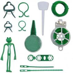 Pflanzenbinder Set: 239 praktische Teile für den Garten oder die Zimmerpflanzen