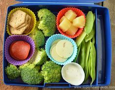 I love these lunch ideas... and what a great idea to use the reusable muffin liners!