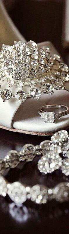 Bling Accessories #luxuryboudoir
