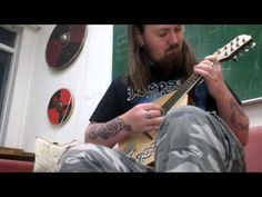 Medieval Mandolin play :) - YouTube
