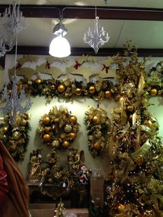 wreaths at craftex