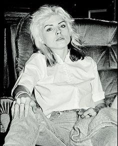 Blondie Debbie Harry, Rock Chick, Blondies, Music Artists, Rock N Roll, Amanda, Punk, Celebrities, Binder