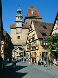Rothenburg - For the best price and experience on your next adventure, call Travel Connections at 815.780.8581 or find us on Facebook at www.Facebook.com/TravelConnectionsPeru!