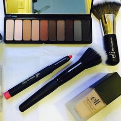 Now that's a good looking #haul! #elfcosmetics #playbeautifully