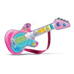 "LeapFrog Touch Magic Rockin' Guitar - Pink - LeapFrog - Toys ""R"" Us"