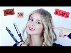 Podes ondular o cabelo com um alisador? Claro que sim! A Golden Locks explica-te como.