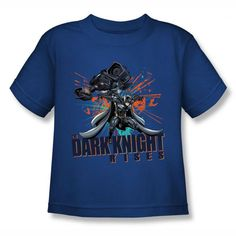 Batman Dark Knight Rises Batwing Kids T-Shirt $14.99