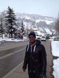 Heading to the slopes!