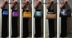 Well That's Just Me ...: Hermes Kelly Size Reference..