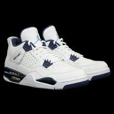 I want these jordan 4 columbia