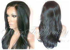 Peruvian hair wig 100% human hair lace front wigs free shipping natural Wavy lace wig,no shedding!!!