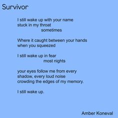 week : surviving and healing Ptsd Quotes, Victim Quotes, Abuse Quotes, Words Quotes, Qoutes, Life Quotes, Sayings, Survivor Quotes, Abuse Survivor