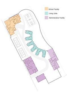 juvenile women's prison site plan