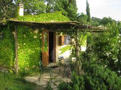 Honeymoon in Italy. Greve in Chianti.