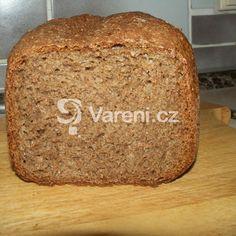 Recept na chléb z domácí pekárny, zejména pro ty, kteří mají rádi slunečnicová semínka. Graham, Banana Bread, Cooking, Desserts, Food, Ds, Kitchen, Tailgate Desserts, Deserts