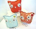 Handmade Owls...
