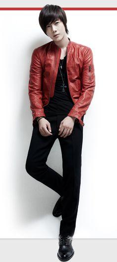 Kim Hyun Joong (김현중) of SS501. #KPop