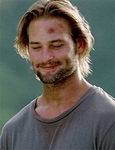 Lost -- Sawyer ;)