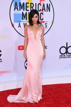 The stars are out, from Taylor Swift to Cardi B. American Music Awards, Cardi B, Vanessa Hudgens, Red Carpet, Gowns, Formal Dresses, Celebrities, Life, Fashion