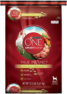 Purina ONE SmartBlend True Instinct Real Chicken and Sweet Potato Formula Dry Dog Food -- To view further, visit now : Dog Food