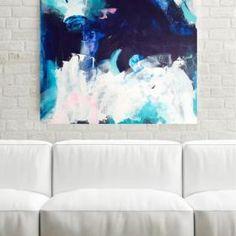 Cloudy Bay | Original Artwork by Maggi McDonald | Maggi McDonald Art & Design