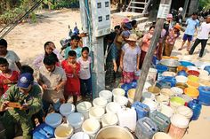 Getting the H2O to where it needs to go - The Phnom Penh Post
