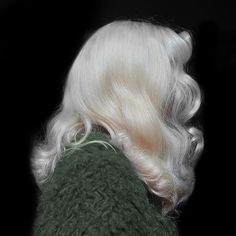 what my hair would look like Slytherin, Hogwarts, Hair Inspo, Hair Inspiration, Platinum Blonde Hair, Hair Journey, White Hair, Pretty Hairstyles, Hair Looks