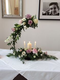Another amazing floral creation by Jill @ Wild Floral Couture amazing another couture creation floral DecorationMariage is part of Wedding centerpieces -
