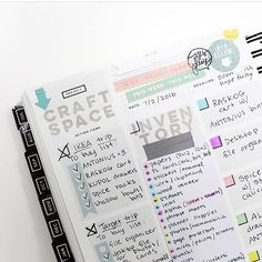 """such a fun use of a #gettoworkbook project page, @casandraonline 🎉 remember, project breakdown pages are in the planners and available as a notepad of 50 sheets. #gtwbproject"""" College Organization, Organization Ideas, Studio Calico, Book Projects, Filofax, Planners, Planner Ideas, How To Plan, Learning"""