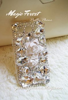 bling samsung galaxy s3 i9300 case bling samsung by prettyphone, $32.00