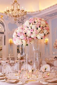 gorgeous table setting - Click image to find more weddings posts