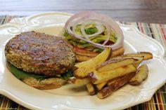These look great- sunflower seeds, hemp seeds, mushrooms! Best Veggie Burger from Zesty Vegan