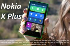 #nokiaXplus-review by #nokia , an #android #smartphone2014