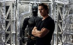 Christian Bale. He's Batman!