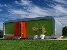 Nomad Home: prefab modular