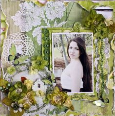 DT project by Angelica Franssen using the new May 2014 kit, Bohemian Spring.   swirlydoos.com