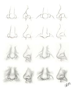 Livin' the dream... nose tutorial