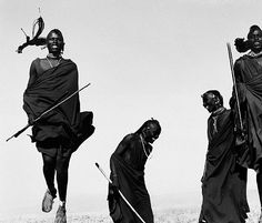 Article: A Selection from Herb Ritts' 1993 African Photographs | OpEdNews