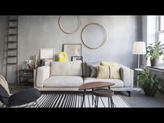 STUDIO by IKEA - How to style: je bank - Scandinavisch modern - YouTube Styled by Kim Wolthof and Fleur Holl