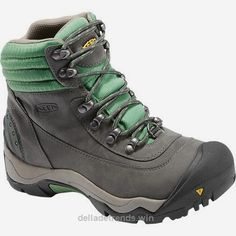 Keen Hikeport Mid Imperm/éable Zapatos de High Rise Senderismo Unisex Ni/ños