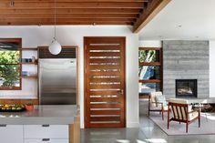 Palo Alto Residence - contemporary - family room - san francisco - Arcanum Architecture