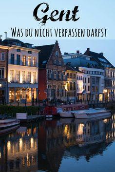 Was du in Gent nicht verpassen darfst von PASSENGER X