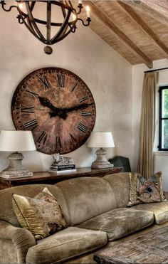 Get an Ideas Awesome Tuscan Paint Colors Design Ideas 53 You may recall that she's among the top 20 interior designers I would hire. Most any decorating styl. Tuscan Living Rooms, Living Room Decor, Tuscan Bedroom, Dining Room, Tuscan Decorating, Interior Decorating, Interior Styling, Decorating Ideas, Italian Interior Design