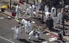 Boston Marathon bombs: as it happened - Telegraph