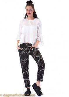 Hose Bondo von annette görtz  #pants #annettegoertz #fashion #style #stylish #styles #outfit #shopping #beautiful #freshfashion #designer #görtz #goertz #germandesigner #dagmarfischermode #online #shop #mode #moda