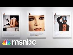 Richard Prince Sells Instagram Photos For Thousands | msnbc - YouTube