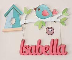 Name Plaque Name Sign Baby Room Decor Kids Room Decor