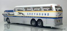 Awesome Diecast - IXO 1:43 1956 GMC Scenicruiser Motorcoach - Greyhound,  €61.63 (http://www.awesomediecast.com/ixo-1-43-1956-gmc-scenicruiser-motorcoach-greyhound/)
